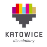 Katowice Logo pion kolor